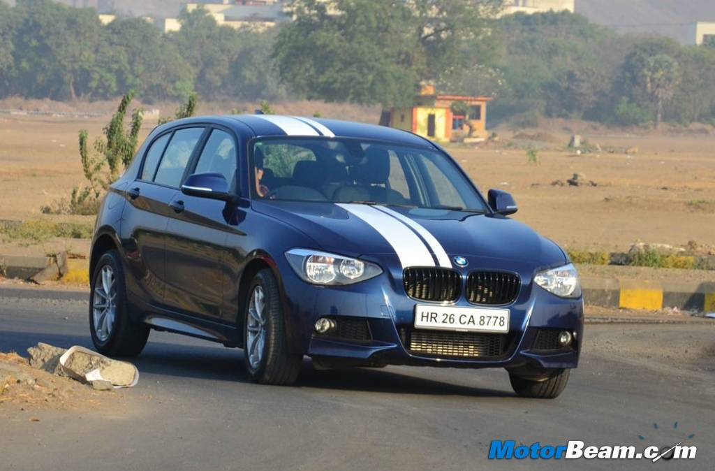 2014 BMW 116i Road Test