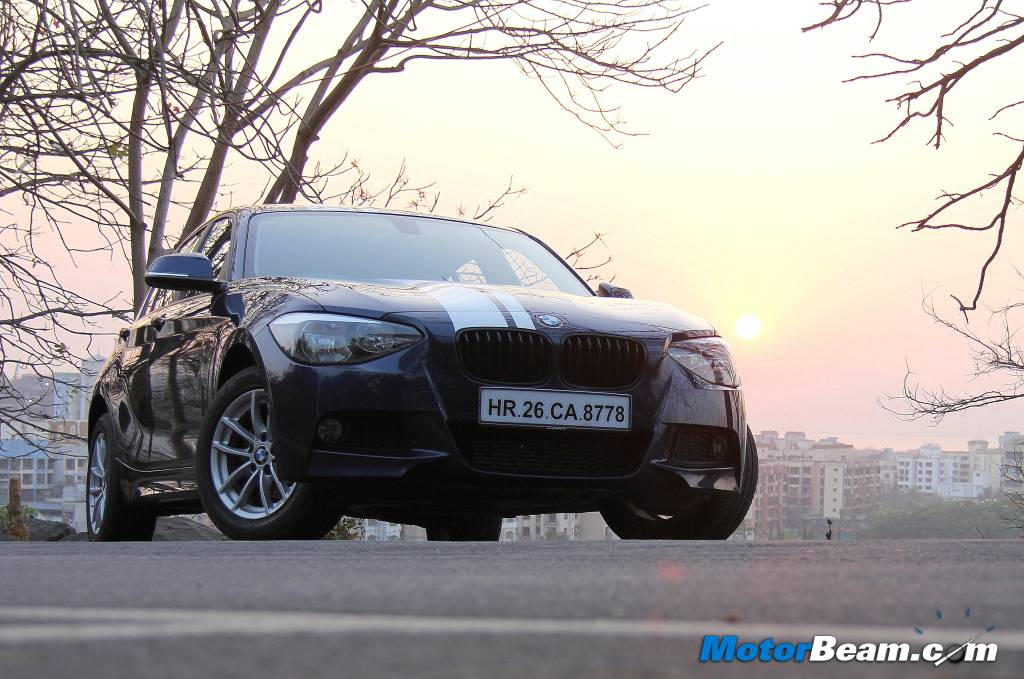 2014 BMW 116i Test Drive Review