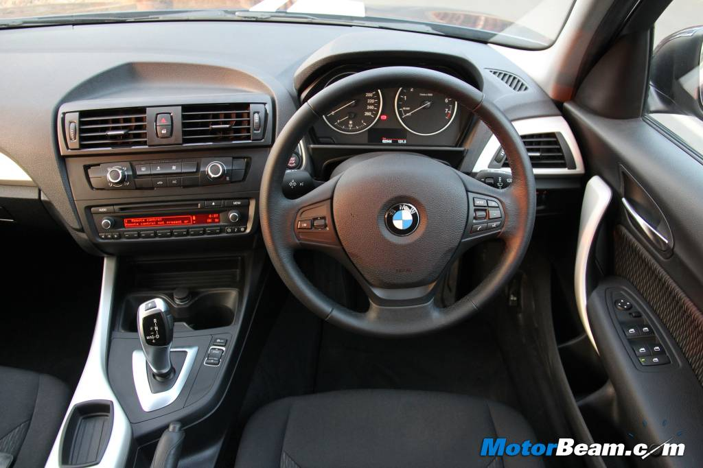 2014 BMW 116i User Experience