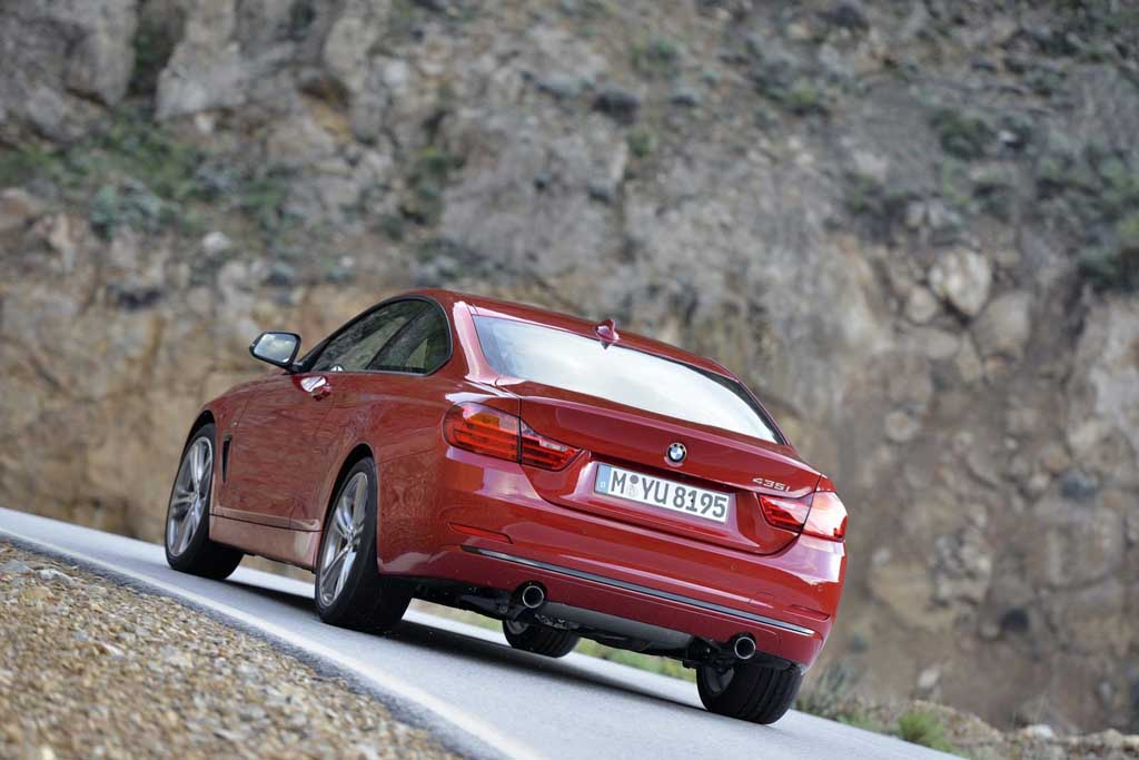 2014 BMW 4-Series Coupe 435i