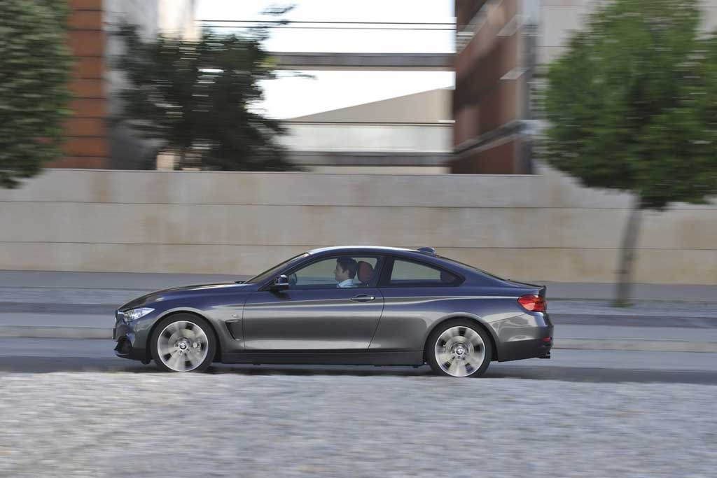 2014 BMW 4-Series Coupe Color