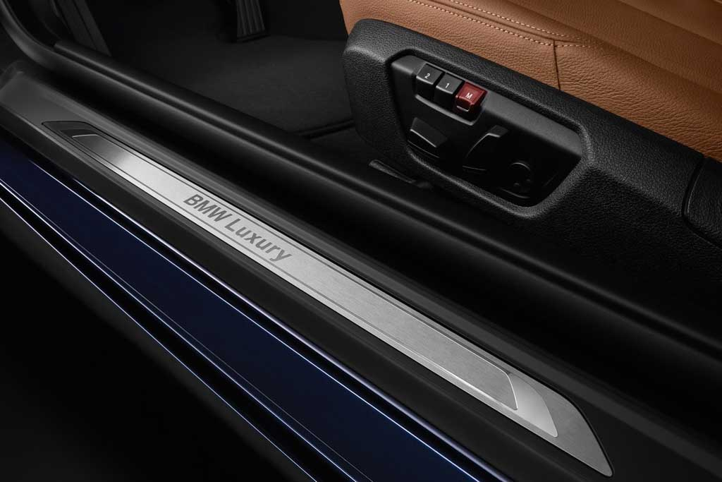 2014 BMW 4-Series Coupe Door Sill