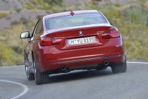 2014 BMW 4-Series Coupe Exhaust