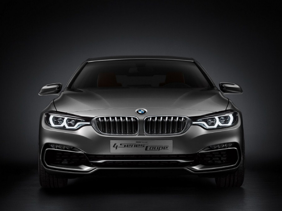 2014 BMW 4-Series Coupe Front