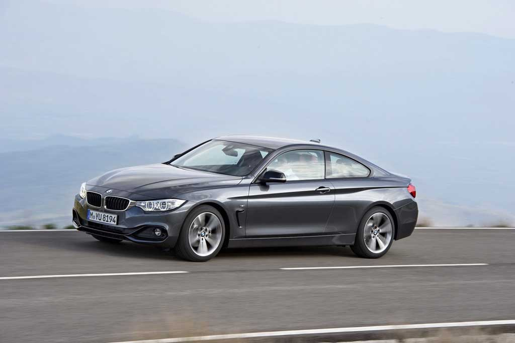 2014 BMW 4-Series Coupe Wheels
