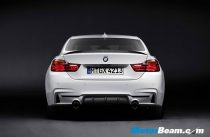 2014 BMW 4-Series M Performance Rear