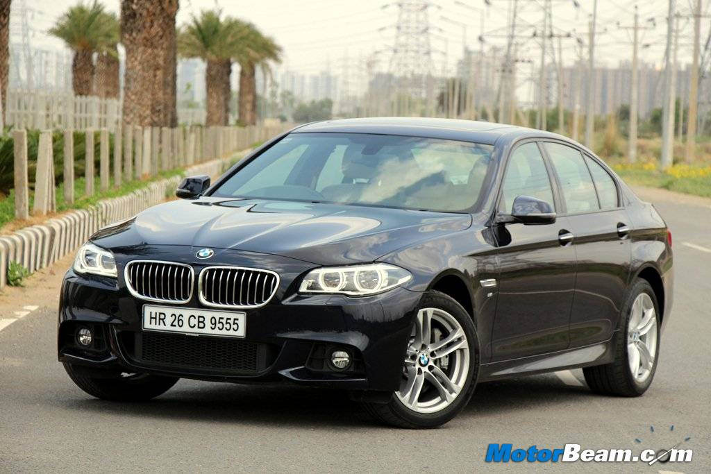 2014 BMW 5-Series Review