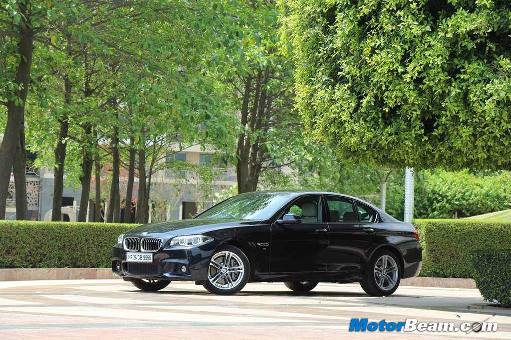 2014 BMW 5-Series Test Drive Review