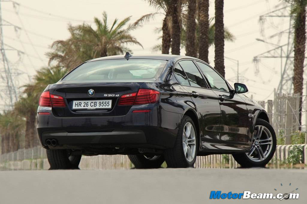2014 BMW 5-Series 530d Test Drive Review
