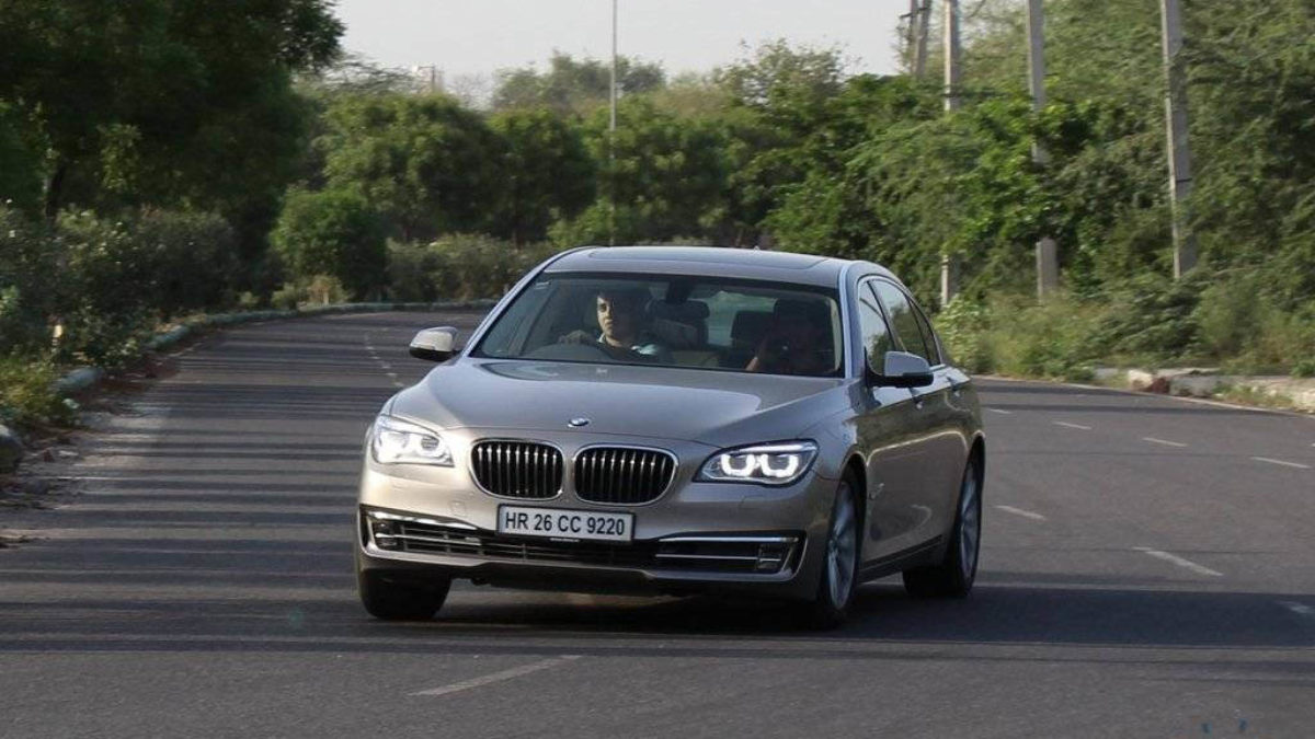 2014 Bmw 7 Series Test Drive Review