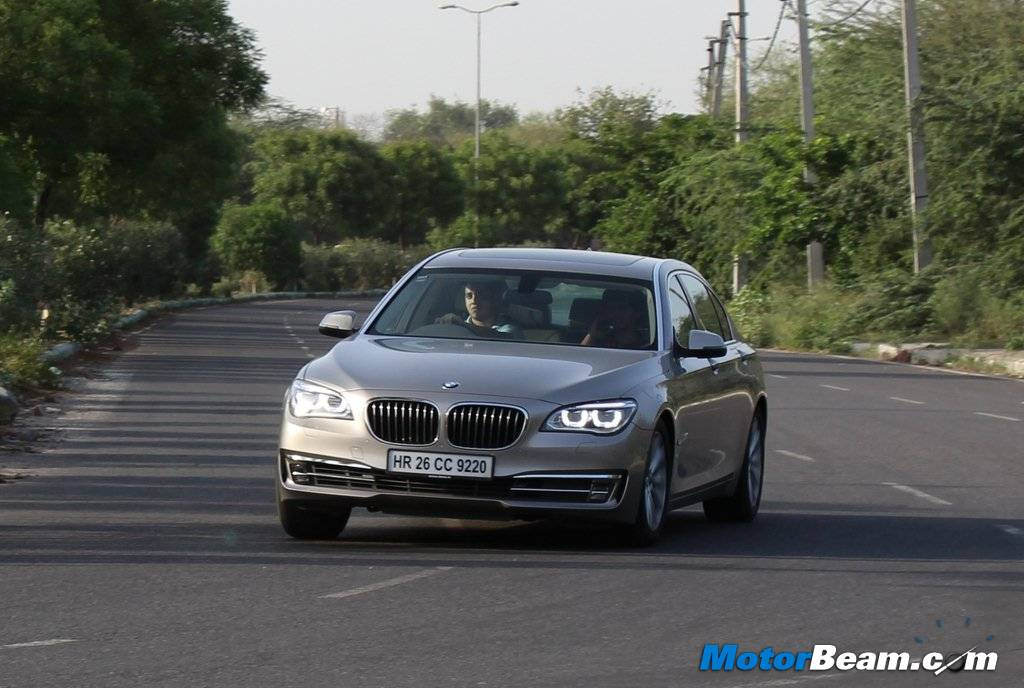 2014 BMW 7-Series Driving Dynamics