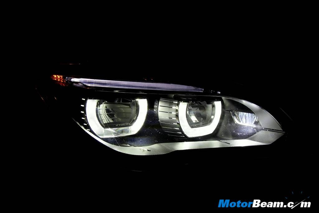 2014 BMW 7-Series Headlights