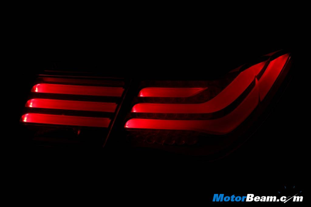 2014 BMW 7-Series Tail Lights