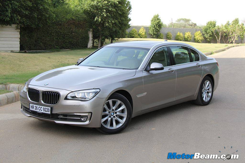 2014 BMW 7-Series Test Drive Review