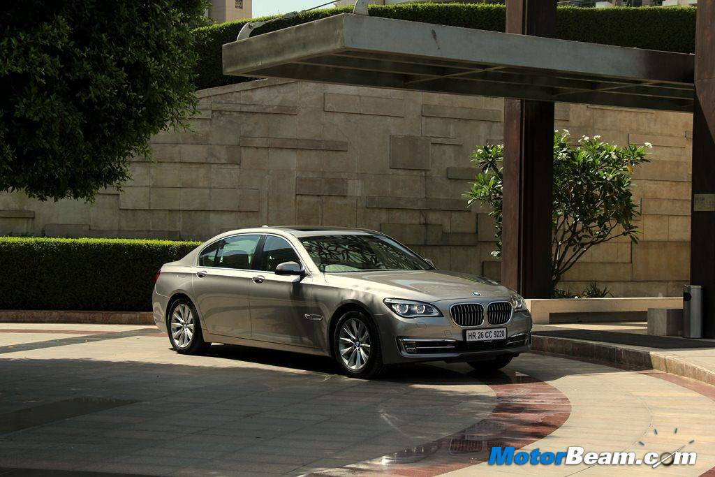 2014 BMW 7-Series User Experience