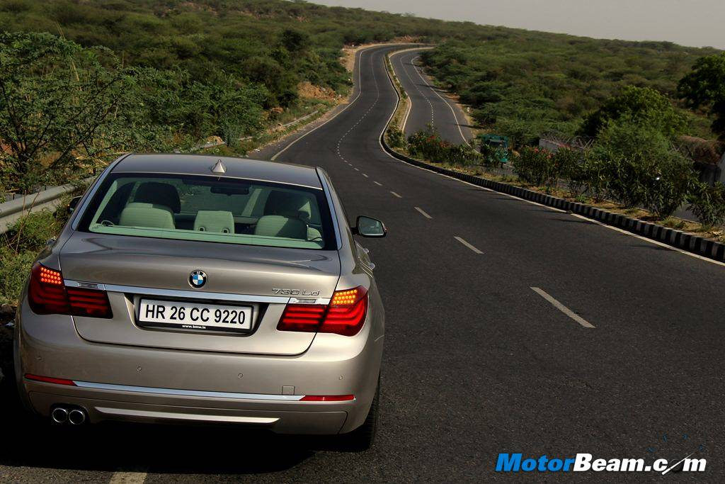 2014 BMW 7-Series User Review