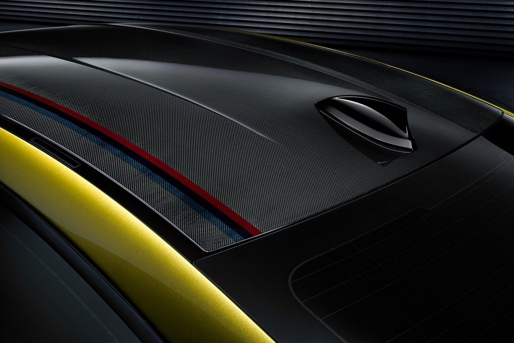2014 BMW M4 Coupe Concept Roof