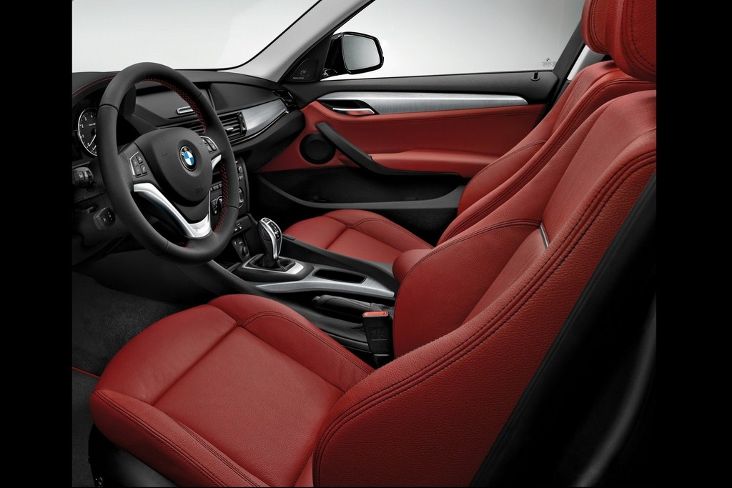 2014 BMW X1 Facelift Interiors
