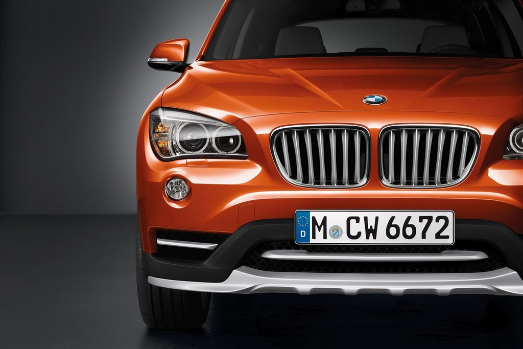 2014 BMW X1 Front Grille