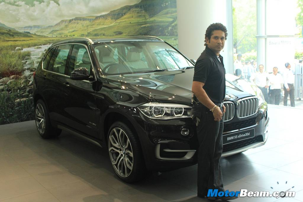 2014 BMW X5 Launch