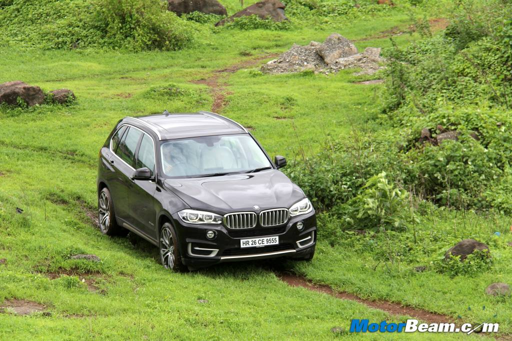 2014 BMW X5 Road Test