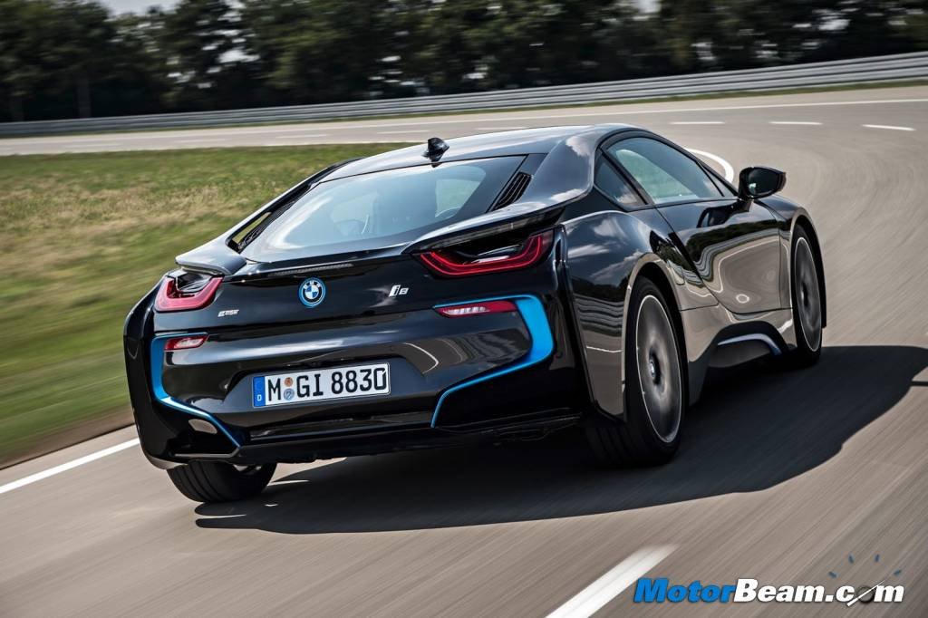 Bmw I8 Priced From 135700 Or Rs 76 5 Lakhs