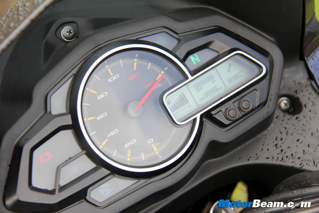 2014 Bajaj Discover 150F Review