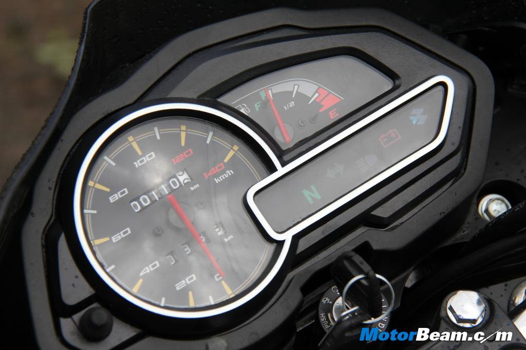 2014 Bajaj Discover 150S Review