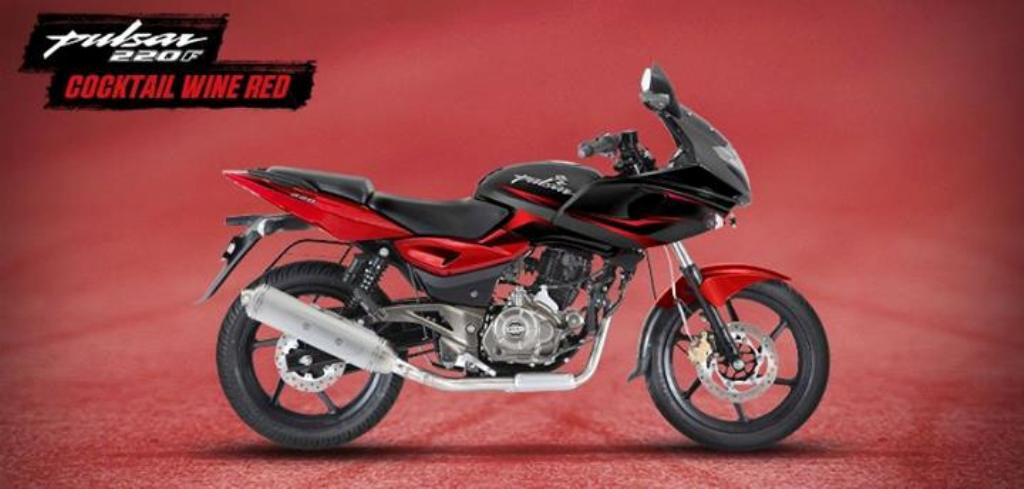 Bajaj Also Introduces New Dual-Tone Colours For Pulsar 220F