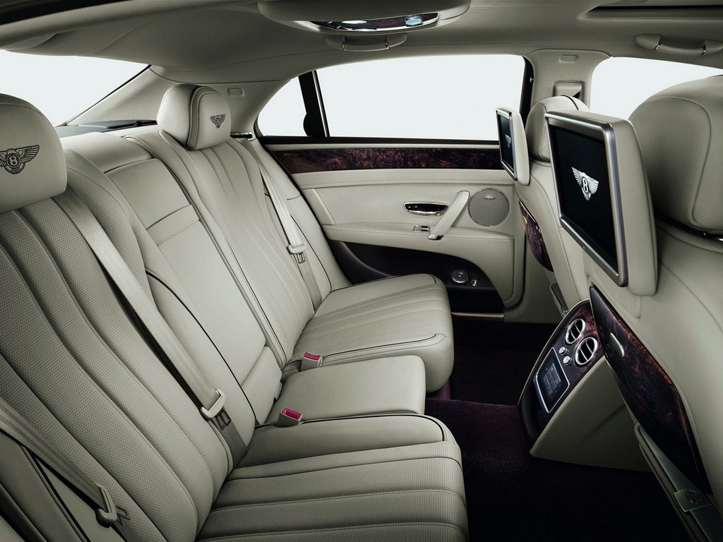 2014 Bentley Continental Flying Spur Interiors