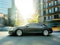 2014 Bentley Continental Flying Spur Side