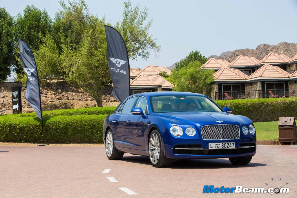 2014 Bentley Flying Spur Test Drive Review