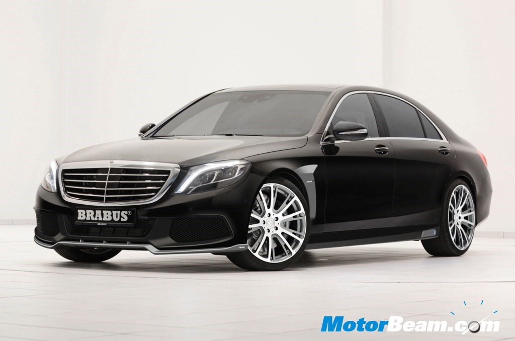 2014 Brabus S-Class Front