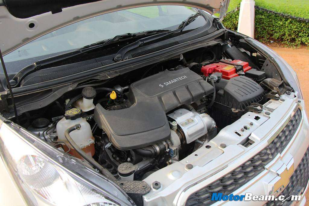 2014 Chevrolet Beat Engine Review