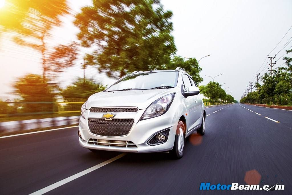 2014 Chevrolet Beat Test Drive Review