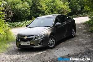 2014 Chevrolet Cruze Facelift Review
