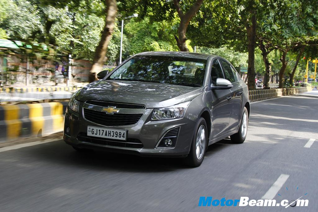 2014 Chevrolet Cruze Performance
