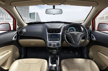 2014 Chevrolet Sail New Interior
