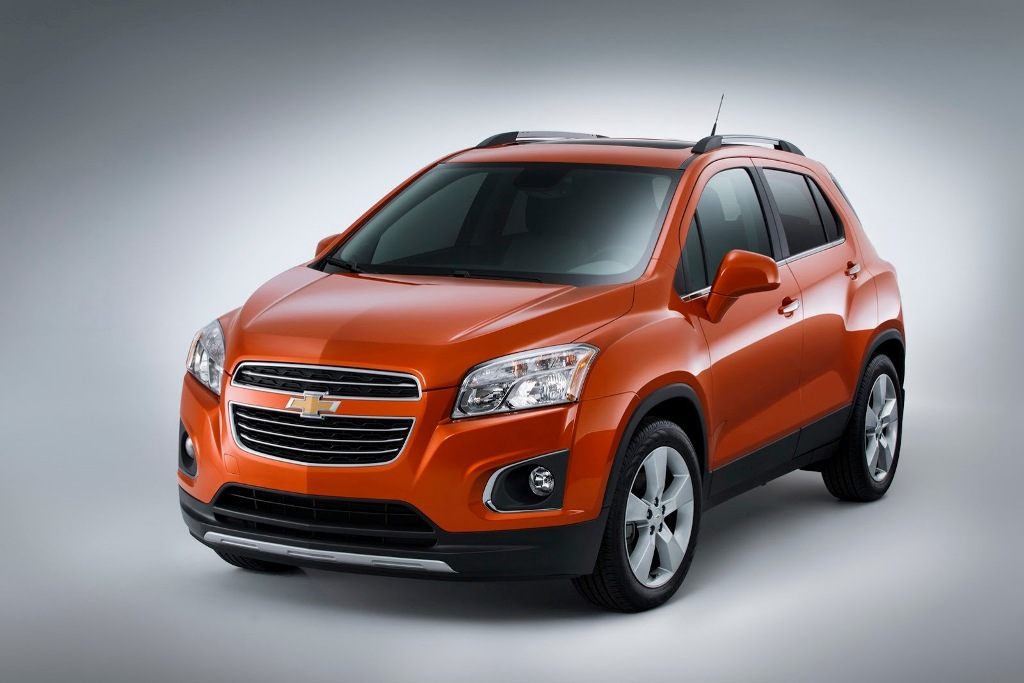 Chevrolet Trax Goes To The Us Yet No Signs Of India Launch