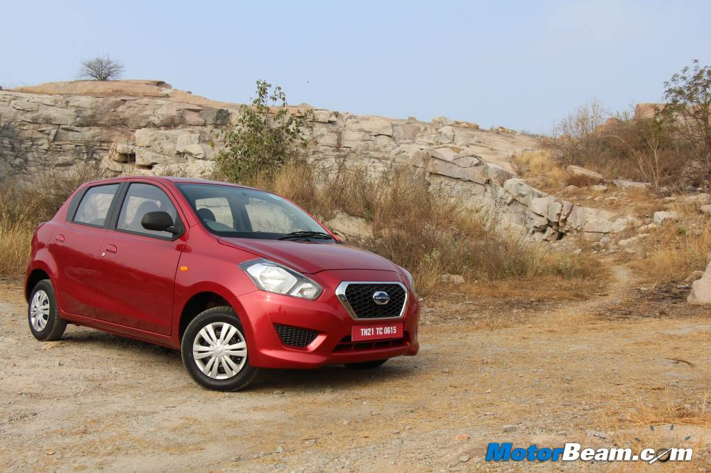 2014 Datsun GO Test Drive Review
