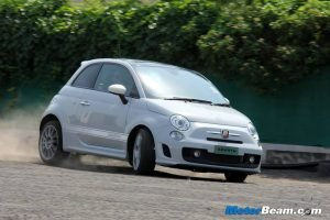 2014 Fiat 500 Abarth Road Test