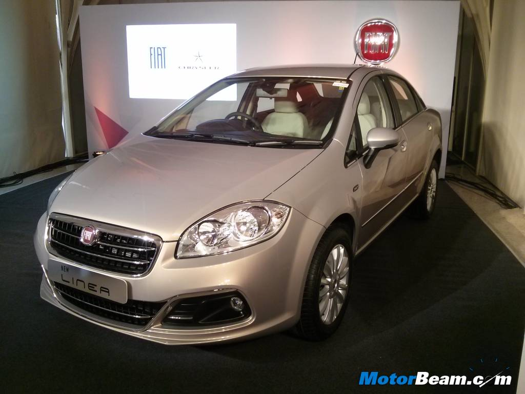 2014 Fiat Linea Facelift Prices