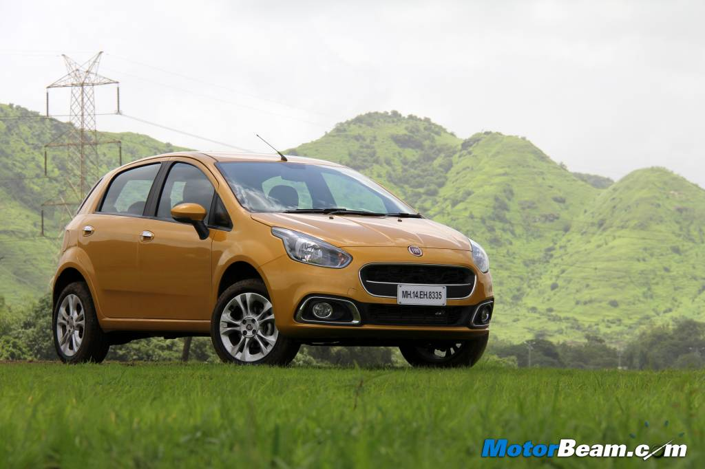 2014 Fiat Punto Evo Review