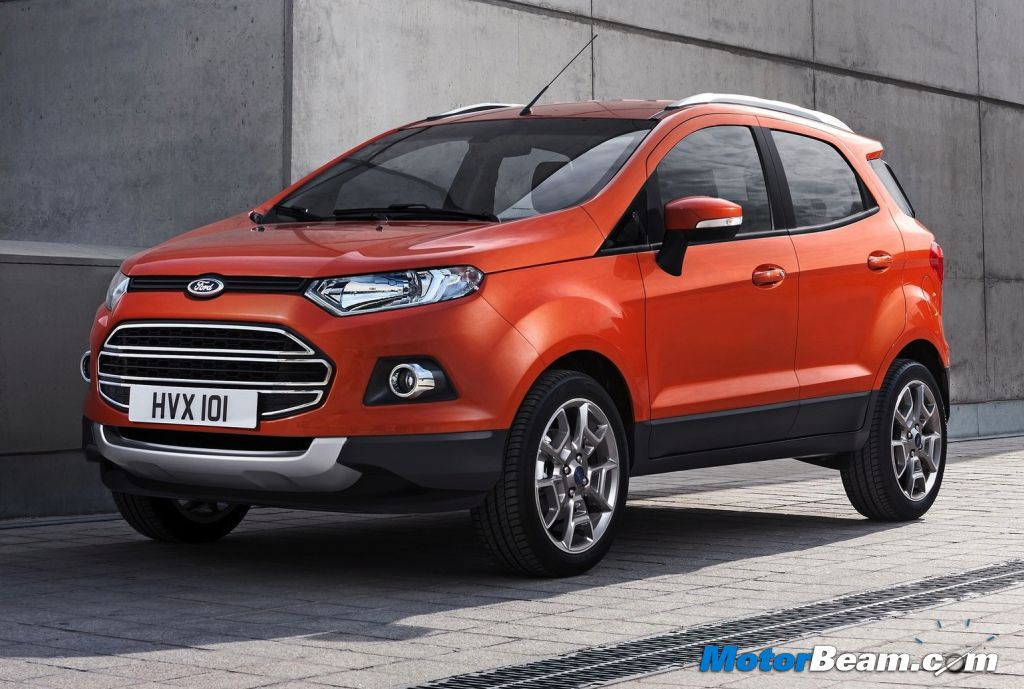 2014 Ford EcoSport Europe