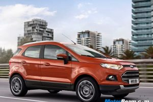 2014 Ford EcoSport Side