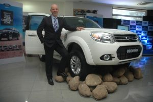2014 Ford Endeavour Facelift Launch