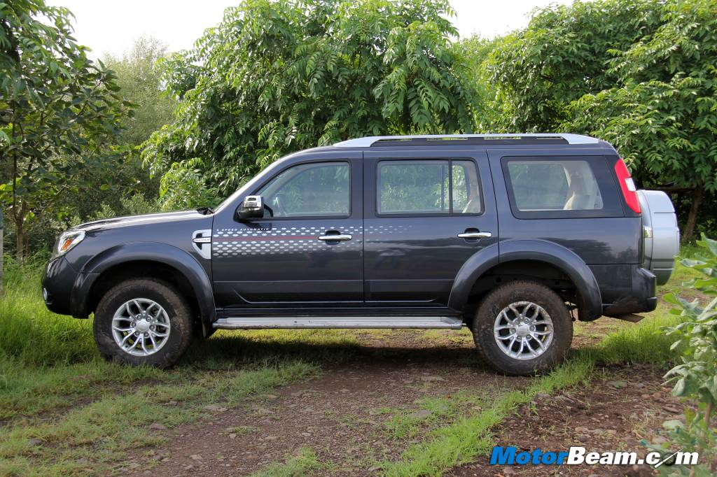 2014 Ford Endeavour Facelift Review