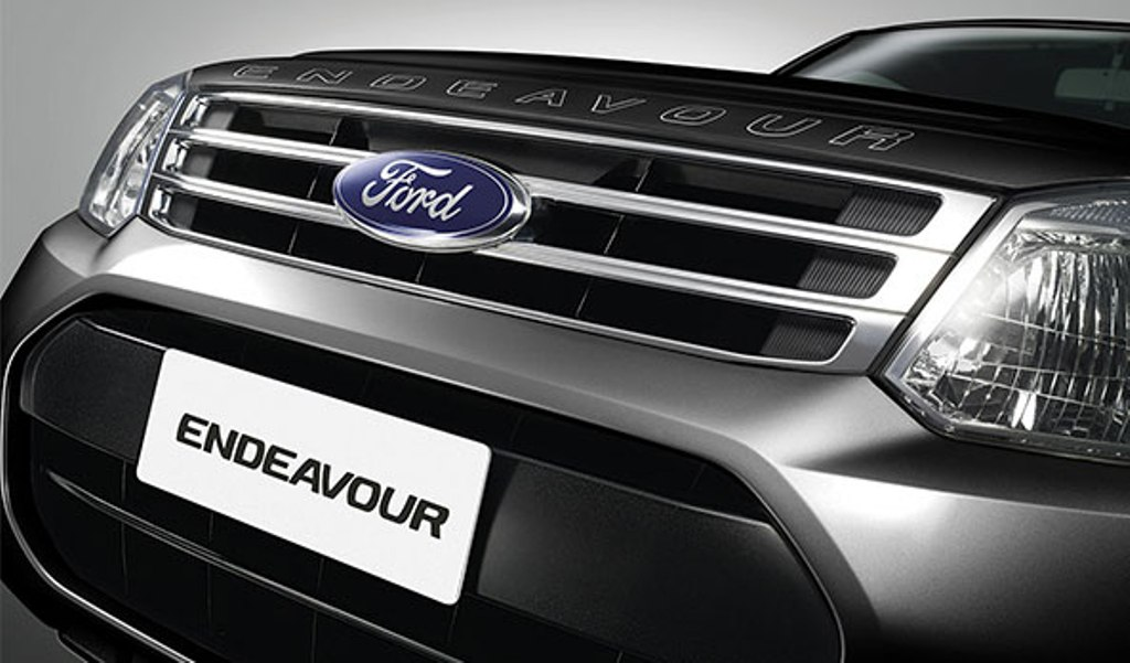 2014 Ford Endeavour Grille