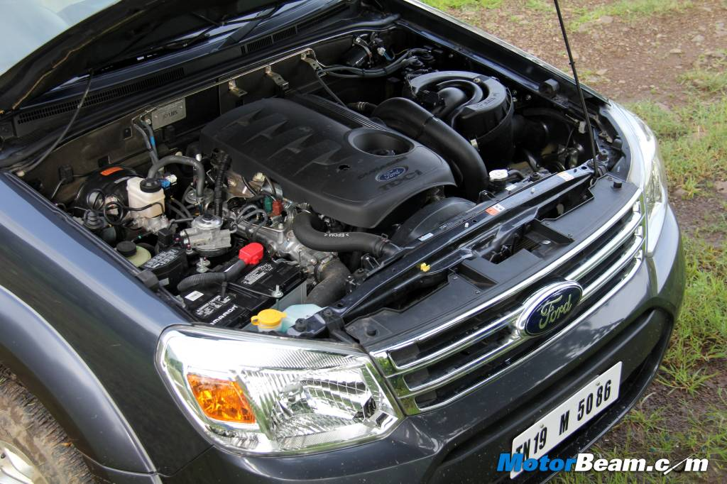 2014 Ford Endeavour Performance Review