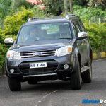 2014 Ford Endeavour Review